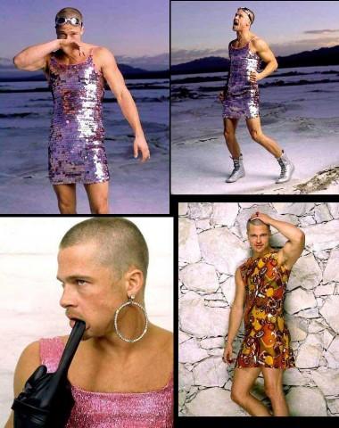 Brad Pitt?!