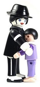 Michael Jackson Playmobil