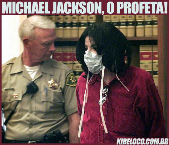 Michael Jackson, o Profeta