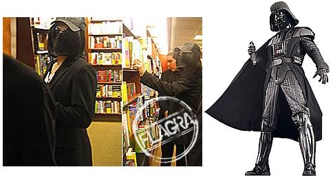 Darth Jackson ou Michael Vader?