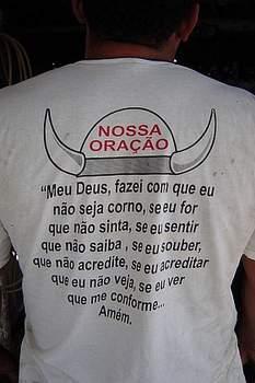Camiseta do Corno