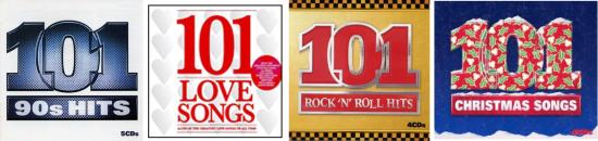 101 Músicas