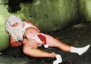 Ressaca do Papai Noel