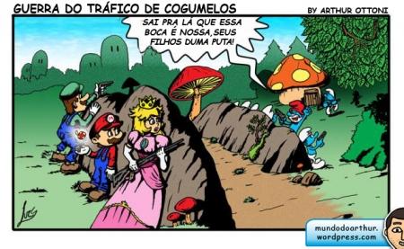 Mário Traffic War
