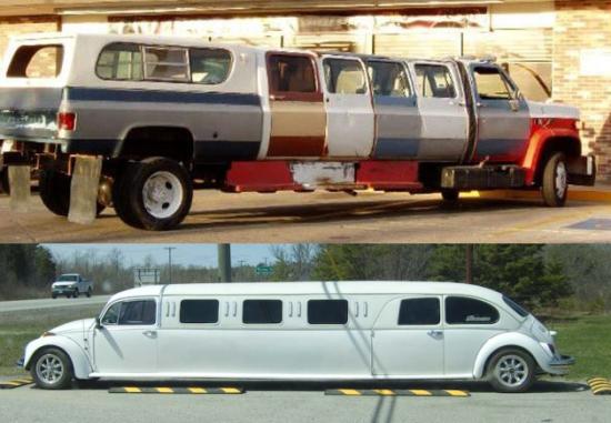 Limousine de Pobre