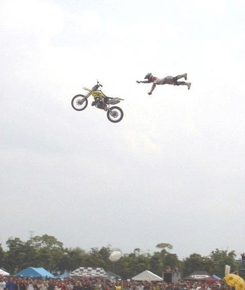A Moto Voadora