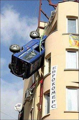 Como Estacionar Seu Carro