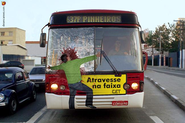 Resultado de imagem para acidente de carros humor umor